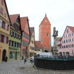 Dinkelsbühl – laut Focus, die schönste Altstadt Deutschlands