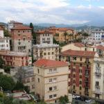 Blick über La Spezia
