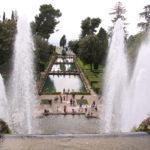 Villa d'Este in Tivoli bei Rom