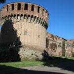 Imola – die Burg Rocca Sforzesca