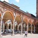 Bologna – Arkaden in der Altstadt