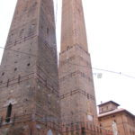 Bologna – schiefe Türme