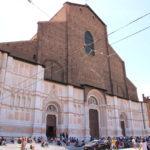 Bologna -Basilika San Petronio.