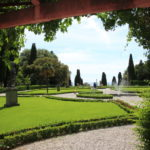 Triest – im Park von Schloss Miramare