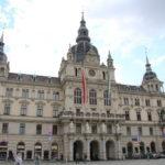 Graz (Österreich) – Rathaus auf dem Hauptplatz