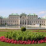Wien (Österreich) –  Schloss Belvedere