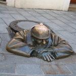Bratislava (Slowakei) – in der Altstadt