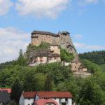 Auf dem Weg von Bratislava (Slowakei) nach Zakopane (Polen)