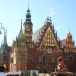 Wrocław (Polen) – Altes Rathaus