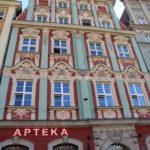 Wrocław (Polen) – auf dem Marktplatz