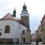 Jelenia Góra (Hirschberg) in Polen