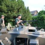 """Hirschberger Tal (Polen) – Burg Czocha – ein Verein """"spielt"""" Krieg"""