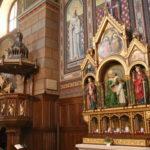 Ostritz – Kloster St. Marienthal – in der Klosterkirche