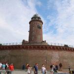Kołobrzeg (deutsch Kolberg) – Leuchtturm mit Bastion