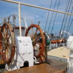 """Gdynia (PL) – Segelschulschiff """"Dar Pomorza"""""""