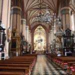 Frombork (PL) – im Dom, wo Nikolaus Kopernikus Domherr war