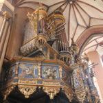 Frombork (PL) – Orgel im Dom