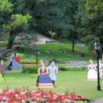 Riga (LV) – Park in der Innenstadt