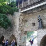 Tallinn (EST) – an der Stadtmauer