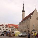 Tallinn (EST) – Rathausplatz