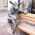 Tallinn (EST) – Kunst in der Altstadt