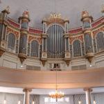 Helsinki (FIN) – Orgel im  Dom von Helsinki