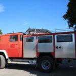 Hämeenlinna (FIN) – so geht Wohnmobil auch (jemand aus Deutschland)