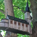 Savonlinna (FIN) – Ein etwas anderes Vogelhäuschen