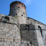 Savonlinna (FIN) – die Burg Olavinlinna