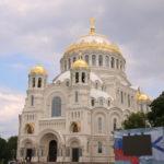 Festungsstadt Kronstadt (RUS) – Naval Kathedrale
