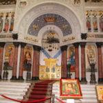 Festungsstadt Kronstadt (RUS) – in der Naval Kathedrale