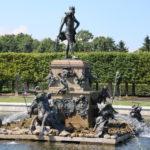 St. Petersburg (RUS) – Schloss Peterhof Neptunbrunnen