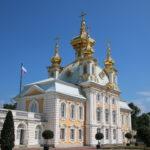 St. Petersburg (RUS) – Schloss Peterhof Schlosskirche