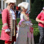 St. Petersburg (RUS) – Schloss Peterhof – Illustre Gäste