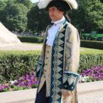 St. Petersburg (RUS) – Schauspieler in der Stadt