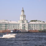 St. Petersburg (RUS) – Blick über die Newa