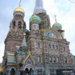 St. Petersburg (RUS) – Auferstehungskirche, auch Blutkirche genannt