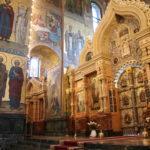 St. Petersburg (RUS) – in der Blutkirche