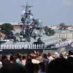 St. Petersburg (RUS) – Tag der russischen Flotte