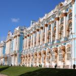 Puschkin (RUS) –  Katharinenpalast (Zarskoje Selo)