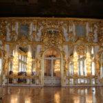 Puschkin (RUS) –  im Katharinenpalast (Zarskoje Selo)  – Ballsaal