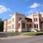 Alūksne (deutsch: Marienburg) (LV) – Das neue Schloß