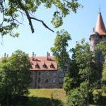 Cesvaine (LV) – Schloss Cesvaine