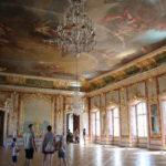 Bauska (LV) – Schloss Rundāle- im Schloß