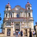 Vilnius (LV) – Kirche St. Peter und Paul