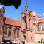 Vilnius (LV) – Kirche St. Francis und St. Bernard