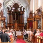 Vilnius (LV) – in der Kirche St. Francis und St. Bernard