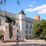 Vilnius (LV) – Großfürstliches Schloss Vilnius