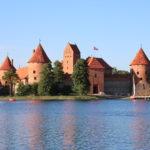 Trakai (LV) – die Wasserburg Trakai