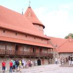 Trakai (LV) – in der Wasserburg Trakai
